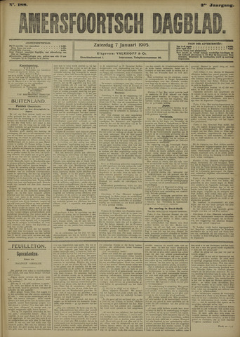 Amersfoortsch Dagblad 1905-01-07