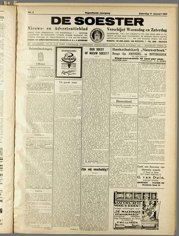 De Soester 1931-01-17