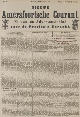 Nieuwe Amersfoortsche Courant 1910-02-16