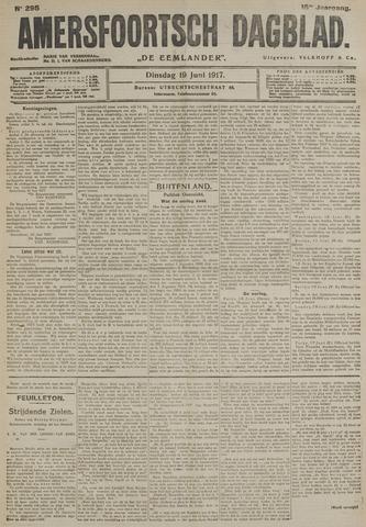 Amersfoortsch Dagblad / De Eemlander 1917-06-19
