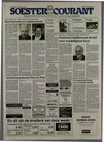 Soester Courant 2000-02-26