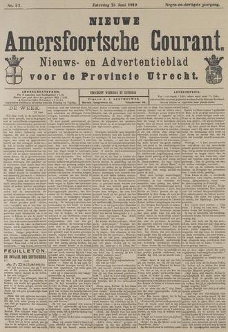 Nieuwe Amersfoortsche Courant 1910-06-25