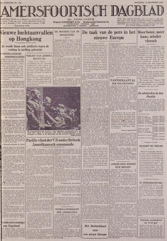 Amersfoortsch Dagblad / De Eemlander 1941-12-13