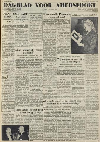 Dagblad voor Amersfoort 1949-11-24
