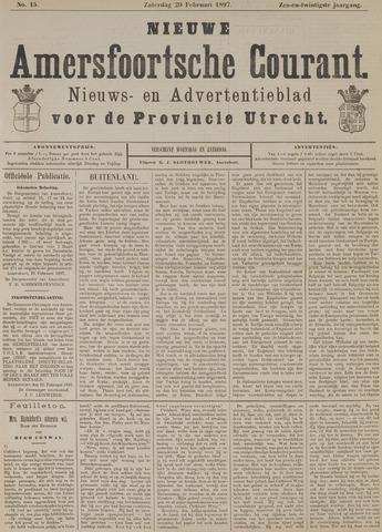 Nieuwe Amersfoortsche Courant 1897-02-20