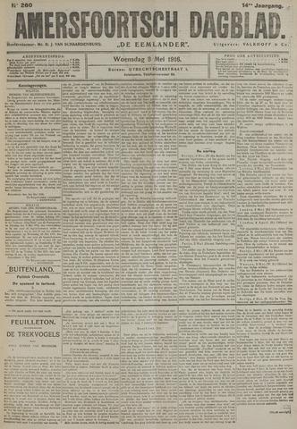 Amersfoortsch Dagblad / De Eemlander 1916-05-03