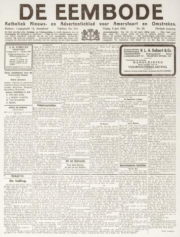 De Eembode 1916-06-09