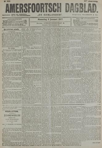 Amersfoortsch Dagblad / De Eemlander 1917-01-08