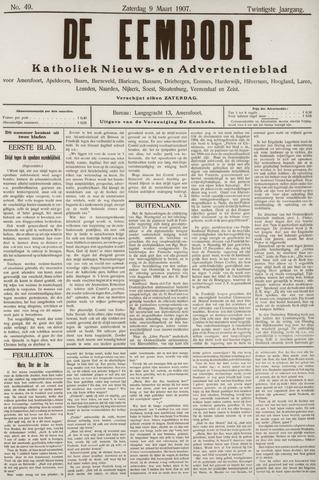 De Eembode 1907-03-09