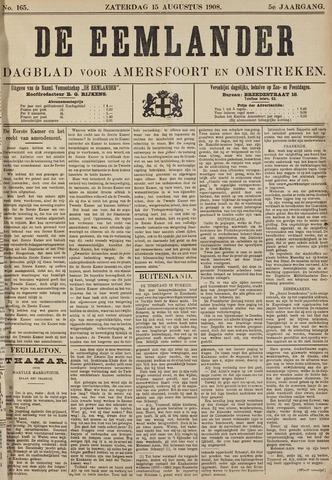De Eemlander 1908-08-15