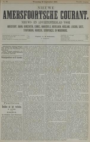 Nieuwe Amersfoortsche Courant 1883-09-26