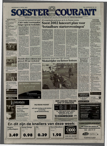 Soester Courant 2004-04-14