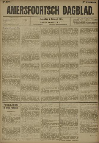 Amersfoortsch Dagblad 1911