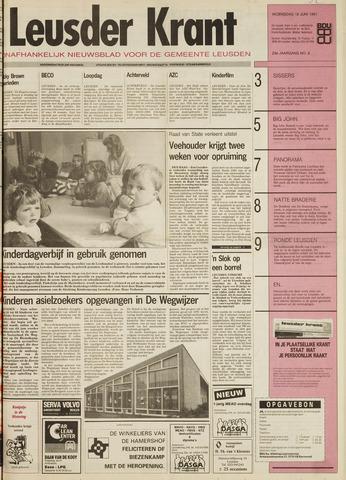 Leusder Krant 1991-06-19
