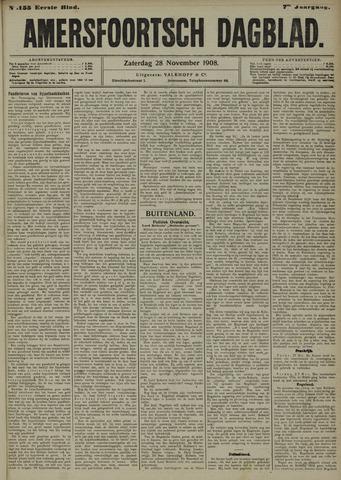 Amersfoortsch Dagblad 1908-11-28