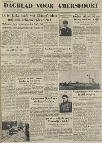 Dagblad voor Amersfoort 1950-02-18