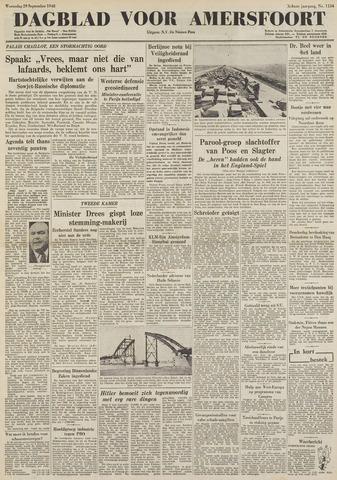 Dagblad voor Amersfoort 1948-09-29