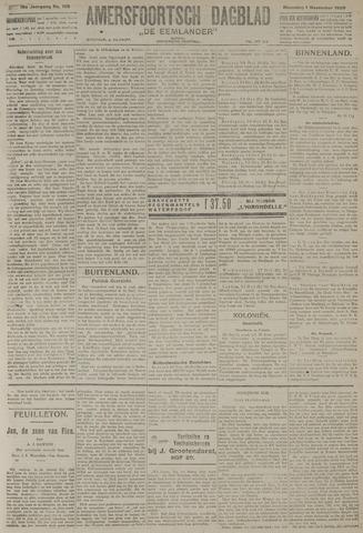 Amersfoortsch Dagblad / De Eemlander 1920-11-01
