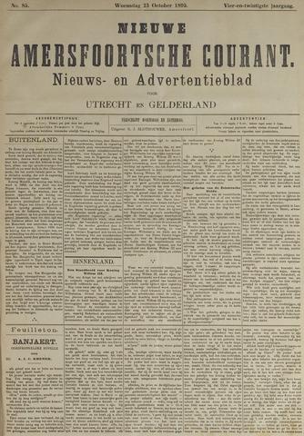 Nieuwe Amersfoortsche Courant 1895-10-23