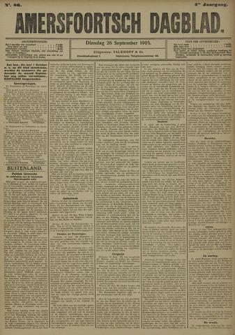 Amersfoortsch Dagblad 1905-09-26