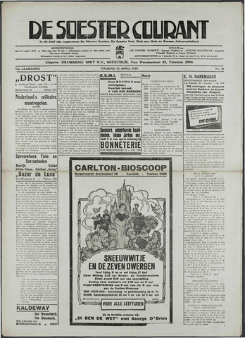 Soester Courant 1939-04-21