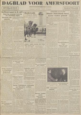 Dagblad voor Amersfoort 1947-04-10