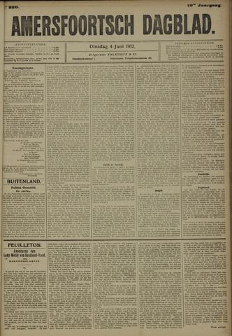Amersfoortsch Dagblad 1912-06-04