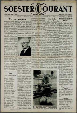 Soester Courant 1964-08-07