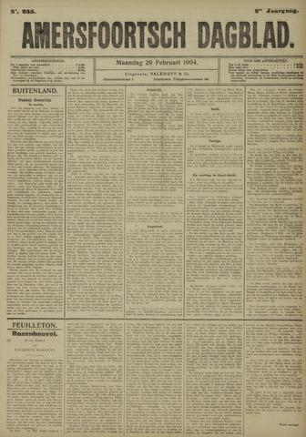 Amersfoortsch Dagblad 1904-02-29