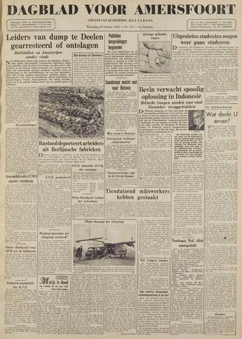 Dagblad voor Amersfoort 1946-10-23