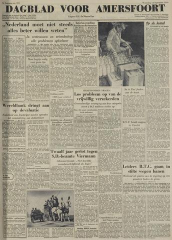 Dagblad voor Amersfoort 1949-09-14