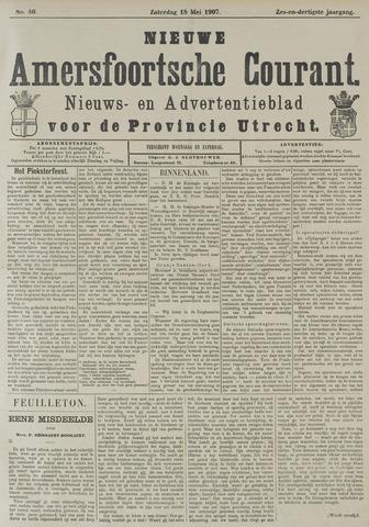 Nieuwe Amersfoortsche Courant 1907-05-18