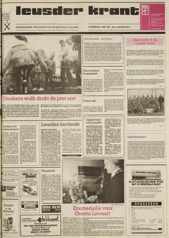 Leusder Krant 1991-05-01