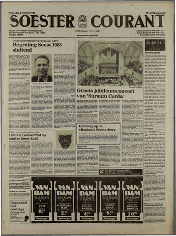Soester Courant 1983-02-02