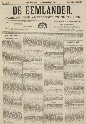 De Eemlander 1911-02-13