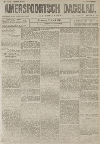 Amersfoortsch Dagblad / De Eemlander 1913-04-26