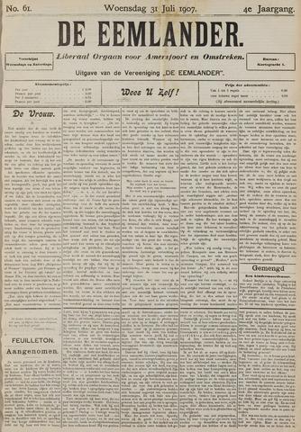 De Eemlander 1907-07-31