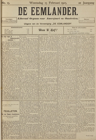 De Eemlander 1905-02-15