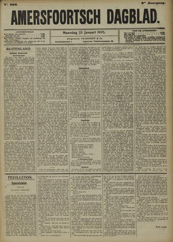 Amersfoortsch Dagblad 1905-01-23