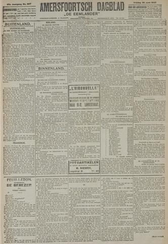 Amersfoortsch Dagblad / De Eemlander 1922-06-30