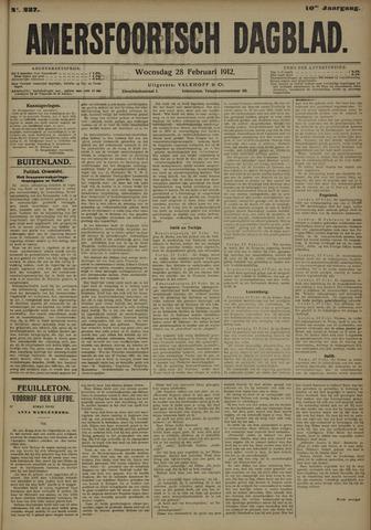 Amersfoortsch Dagblad 1912-02-28