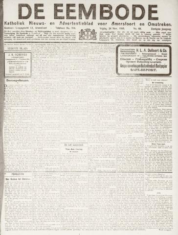 De Eembode 1916-11-24