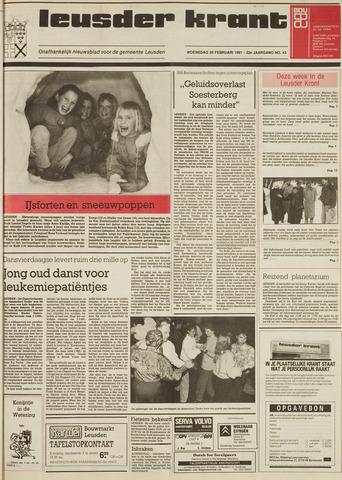 Leusder Krant 1991-02-20