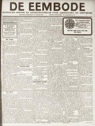 De Eembode 1918-09-06