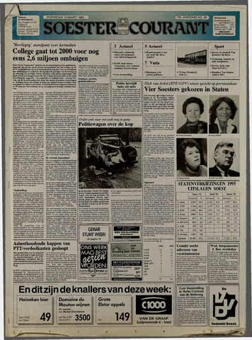Soester Courant 1995-03-15
