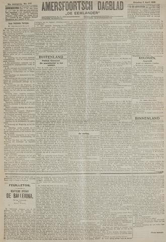 Amersfoortsch Dagblad / De Eemlander 1918-04-02
