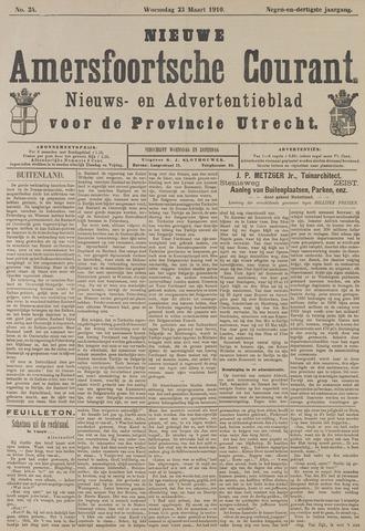 Nieuwe Amersfoortsche Courant 1910-03-23