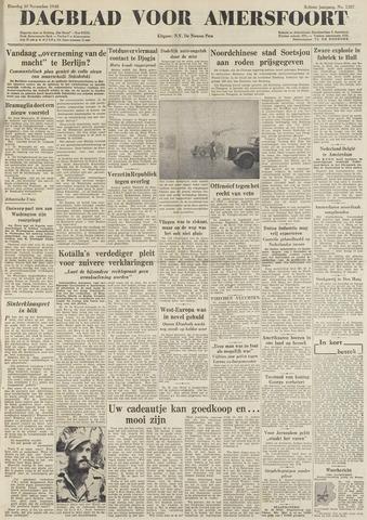 Dagblad voor Amersfoort 1948-11-30