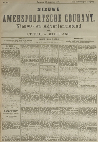 Nieuwe Amersfoortsche Courant 1895-08-10