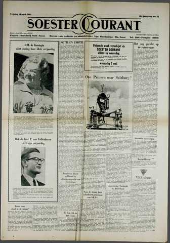 Soester Courant 1967-04-28